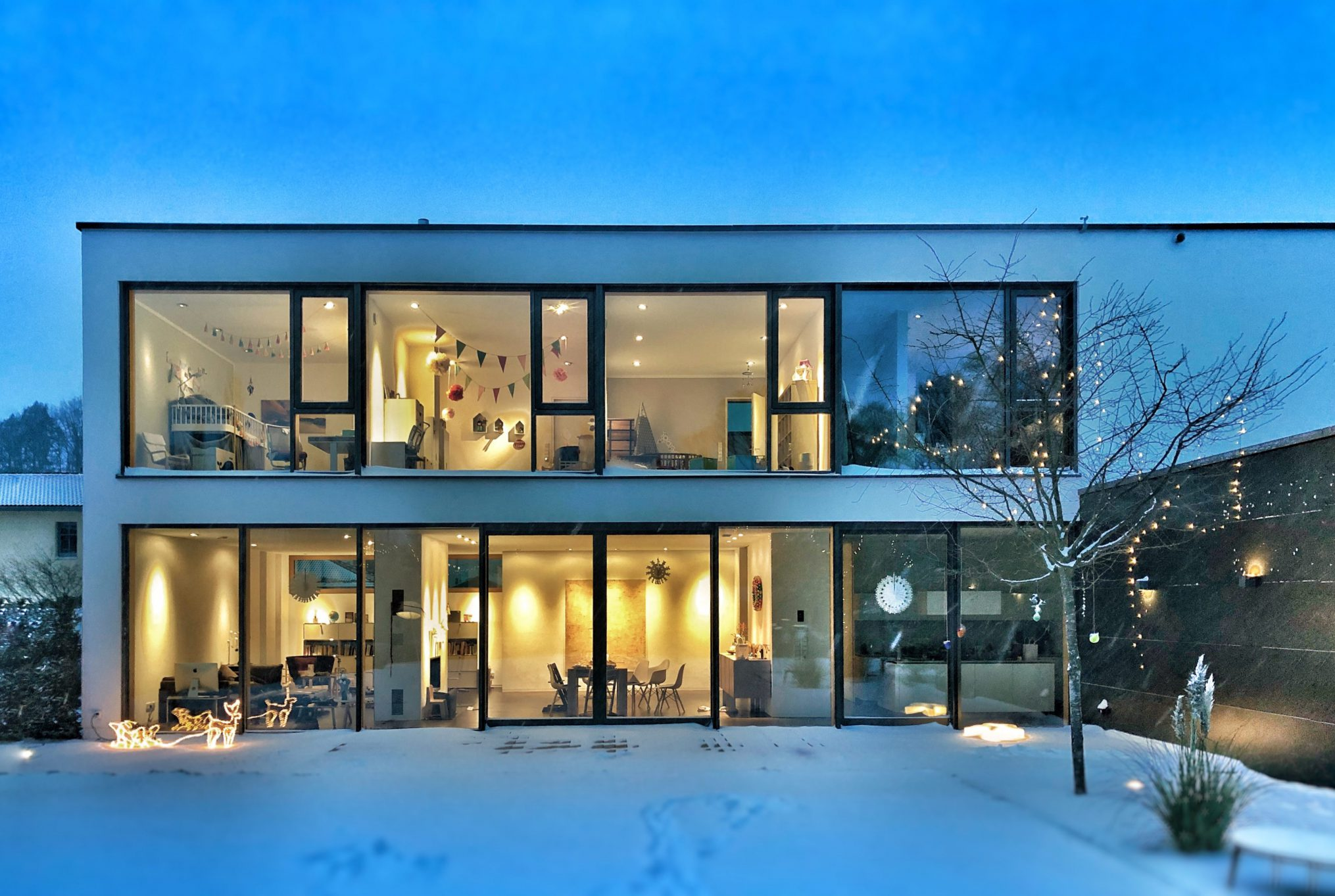 Smart Home House