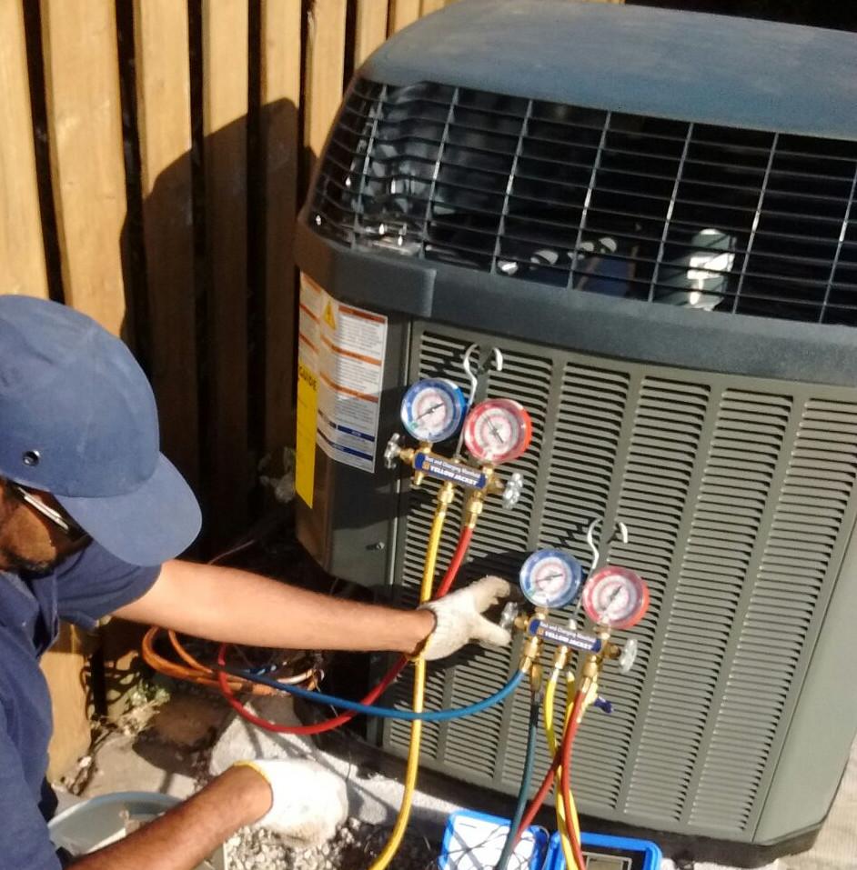AC Service by A Plus Air