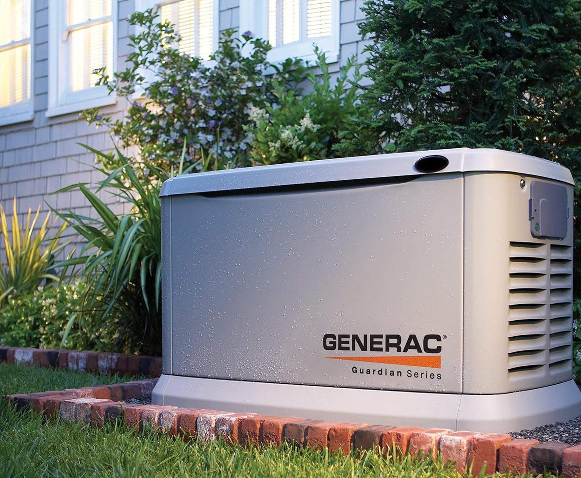 Generator Generator Installation Outdoor