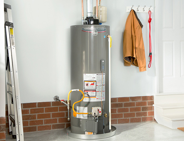 Water Heater Tank Installation