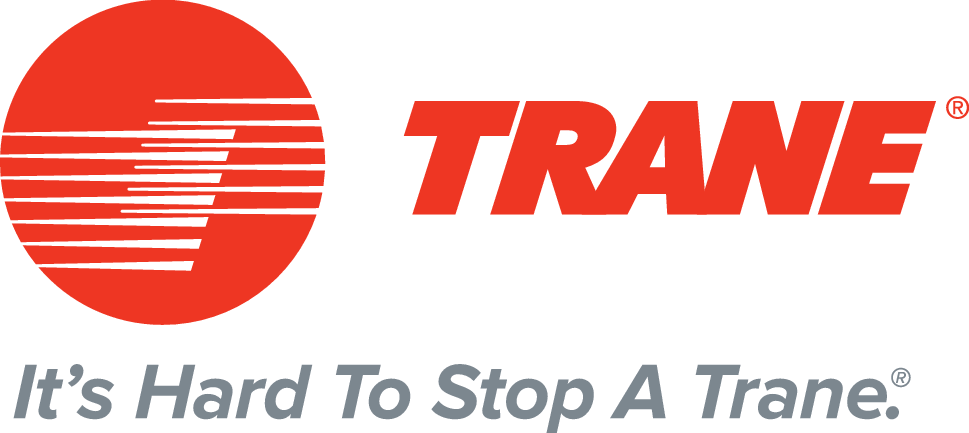 Trane Dealer Logo Its hard to stop a Trane Line